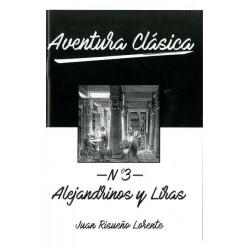 LIBRO AVENTURA CLASICA Nº3