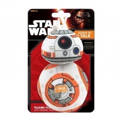 PELUCHE LLAVERO STAR WARS BB-8