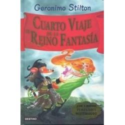 GERONIMO STILTON CUARTO...
