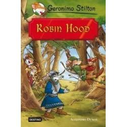GERONIMO STILTON ROBIN HOOD