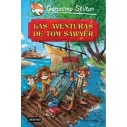 GERONIMO STILTON LAS...