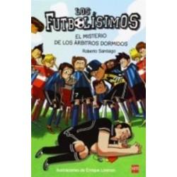FUTBOLISIMOS  1 MISTERIO DE...