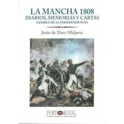 LIBRO LA MANCHA 1808...