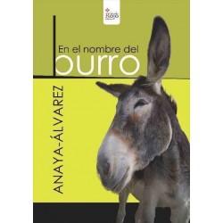 LIBRO EN EL NOMBRE DEL BURRO