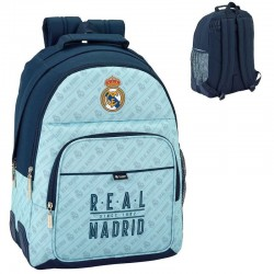 MOCHILA REAL MADRID 42CM...