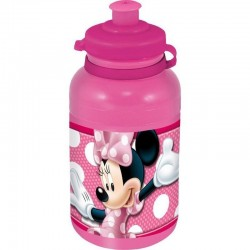 BOTELLA PLASTICO MINNIE 400ML
