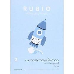 RUBIO COMPETENCIA LECTORA 2