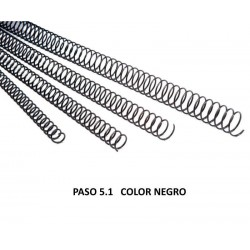 ESPIRAL METALICO Nº 24 PASO...