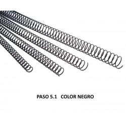 ESPIRAL METALICO Nº 18 PASO...