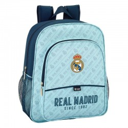 MOCHILA REAL MADRID 38CM...