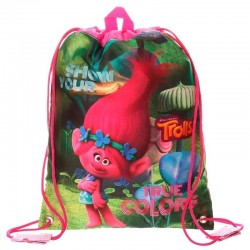 SACO 34CM TROLLS TRUE COLORS