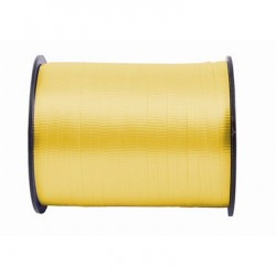 CINTA REGALO  5MM ORO ROLLO