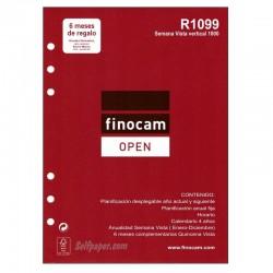 RECAMBIO AGENDA FINOCAM A5...
