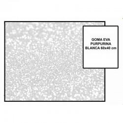 GOMA EVA A2 PURPURINA...