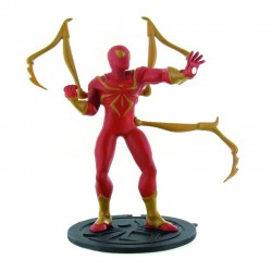 FIGURA SPIDERMAN REFERENCIA...