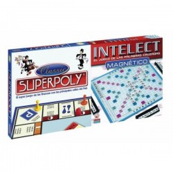 JUEGO SUPERPOLY + INTELECT...