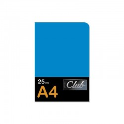 SUBCARPETA A4 CLUB AZUL...