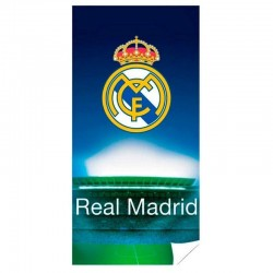 TOALLA REAL MADRID 70X140...