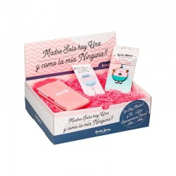 CAJA REGALO LOVELY MAMA MA0003