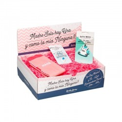 CAJA REGALO LOVELY MAMA MA0004