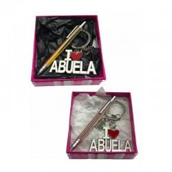 LLAVERO I ABUELA +...