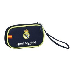 FUNDA DS REAL MADRID AZUL