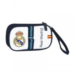 FUNDA DS REAL MADRID BLANCO
