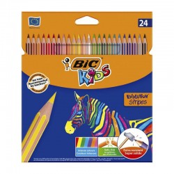 LAPIZ COLOR BIC KIDS 24...