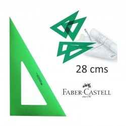 CARTABON 28CM FABER VERDE