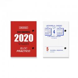 TACO CALENDARIO 2020 PRACTICO
