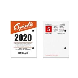 TACO CALENDARIO 2020 EFICIENTE