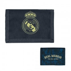 BILLETERA REAL MADRID 12CM...