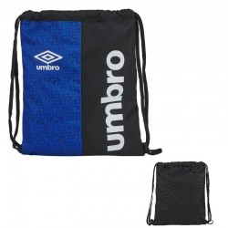 SACO 40CM UMBRO BLACK & BLUE