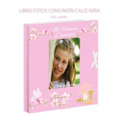 LIBRO COMUNION  NIÑA REF43980