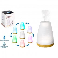 HUMIDIFICADOR USB COLOR Y...