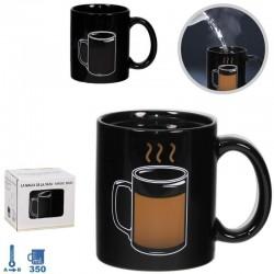 TAZA CERAMICA MAGICA COFFEE