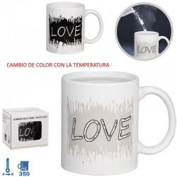 TAZA CERAMICA MAGICA LOVE