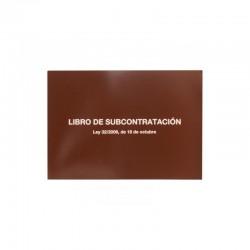 LIBRO DE SUBCONTRATACION...