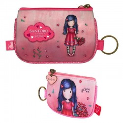 MONEDERO 12cm GORJUSS LOVE...