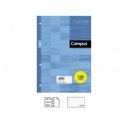 RECAMBIO 4MM A4 120 HOJAS 90GR