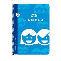BLOC LAMELA 5MM A5 40 HOJAS