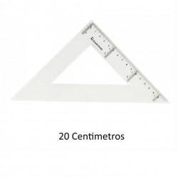 ESCUADRA 20CM