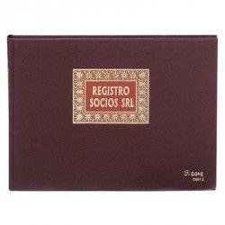 LIBRO REG. DE SOCIOS S.R.L....