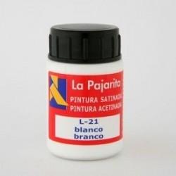 TEMPERA PAJARITA BLANCO L-21
