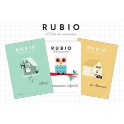 RUBIO COLOREAR 1 2