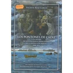 LIBRO LOS PONTONES DE CADIZ