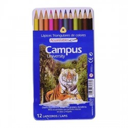LAPIZ COLOR CAMPUS...
