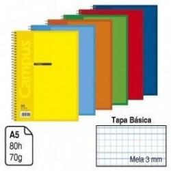 BLOC MELA 3MM A5 80 HOJAS
