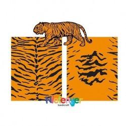 BOLSA DISFRACES 56*70 TIGRE...