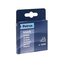 GRAPAS CLAVADORA 530/ 6 PETRUS